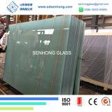 Verre stratifié transparent de 6,76 mm pour portes et fenêtres