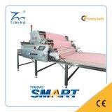 Máquina de extensión de materia textil del corte casero automático de la tela