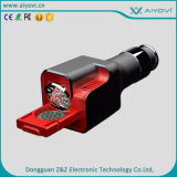 2016 Nouveau design haute qualité double chargeur de voiture USB Parfum intégré