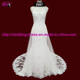 Мантии венчания романтичного шнурка Tulle Bridal