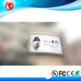 P6 1/8 indicador de diodo emissor de luz interno da cor cheia da varredura 384*192mm