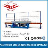 0-45 정도 베벨 테두리 (BDM9.325)를 위한 9 모터의 유리제 각 잔돈 교환기