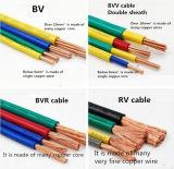 Máquina de fabricação de cabos de linha de extrusão de cabo de segurança de fio de construção