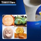 Muffa che fa gel di silice modellare gomma per il pezzo fuso della resina del poliestere