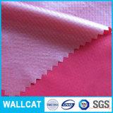 Tessuto rivestito di nylon di Ripstop del tessuto del nylon di 100%, rivestimento madreperlaceo, resistente all'acqua