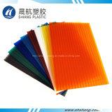 hoja coloreada 4mm~12m m de la depresión del policarbonato para la decoración