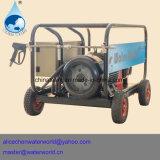 능률적인 모래 폭파 배 청소 압력 세탁기