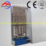 Máquina de secagem especial/automática do giro para a linha de produção da câmara de ar do papel do cone