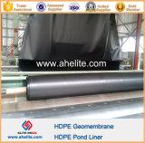 Pond Liner geomembranas HDPE