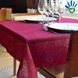 中国の工場供給の高品質PPホテルのためのNonwoven Tablecoverのテーブル掛けを使用して