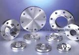 Präzisions-Gussteil CNC-maschinell bearbeitender Stahlflansch