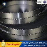 El producto de calidad HSS vio la lámina para el corte Metal y el acero