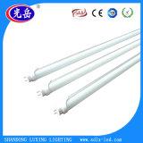 최고 열 Dissiption에 알루미늄 유리 18W T8 LED Tube/LED 관 빛