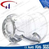 140ml copo pequeno da água do vidro de sílex do projeto (CHM8118)
