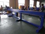 kr-Xys da máquina de estaca do plasma do CNC da tubulação da linha central do aço 3 do diâmetro de 200mm