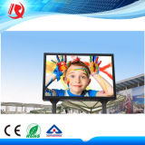 Módulo impermeable al aire libre de la visualización de LED del RGB P10 LED