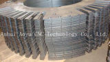 Gantry 2 * 2m di metallo in pietra a getto d'acqua Cutter con SGS, CE, ISO