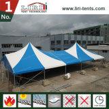 шатер высокого пика крыши 10X20m напольный белый для экспо и выставки