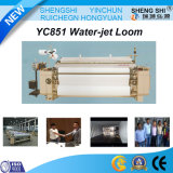 Yc851 струей воды и электропроводкой плотность Weft ткацкий станок на высокой скорости