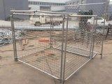 Pour l'Australie Bacs galvanisé à chaud sur le marché de feux de croisement 1500mm de largeur de la foutaise Cage