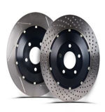 Автомобиль разделяет ротор 43512-42040 тормозной шайбы баланса используемое для частей Nissan
