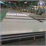 Acero inoxidable laminado en caliente 2b de la placa de superficie de la ASTM 304
