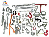 Aço Galvanizado Snap Hook / Snap Link / Quick Link
