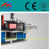 Seção do revestimento da linha de produção automática da câmara de ar do cone