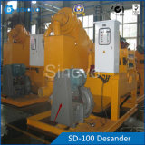 SD100 Desander para a construção e a engenharia civilizadas