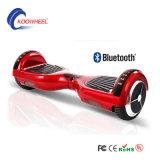 Koowheel Hoverboard met de Elektrische Voorraad van Duitsland van het Skateboard Bluetooth