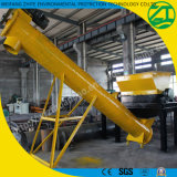Inclinação do transportador de parafuso de aço inoxidável para alimentos/flexíveis espiral de cimento/sal/materiais de construção/Metalurgia/do carvão