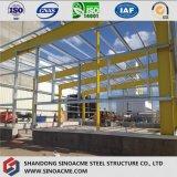 Structure métallique mobile économique pour l'entrepôt