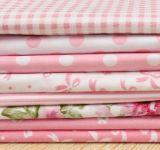 Tessuto di cotone della saia di alta qualità