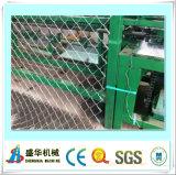 """自動チェーン・リンクの塀機械2 1/2 """" (中国ISO9001のセリウム)"""