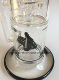 14 Zoll-Fisch-Filtrierapparat-Glas-rauchende Wasser-Rohre/Glasrohr/Glasfertigkeiten/wissenschaftliches Instrument