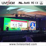 フルカラーLEDスクリーンP3.91の屋内イベントのレンタルLED表示スクリーンの価格