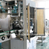 Túnel de encolhimento térmico de vapor automática