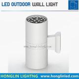 景色の照明24W LEDセリウムのRoHSによって特色にされる製品が付いている屋外の壁ライト