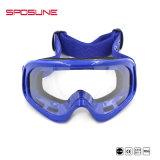 Occhiali di protezione antiscorrimento di Motorcross di vetro del Anti-Vento della cinghia del motociclo