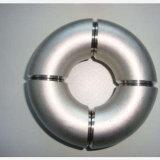 45度のステンレス鋼の長い半径の管の肘