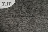Burnout Tapicería de terciopelo tejido Funriture Sofá cubrir