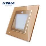 Livolo UK porche/Corridor Standard/contacteur de feu d'angle Vl-W291JD-11/12/13