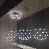 Современное Декоративное освещение проекта под руководством висящей лампы