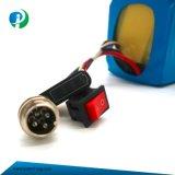 batteria dello Li-ione degli strumenti di giardino di alta qualità del Ce 50.4V