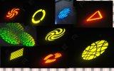 [1لدس] [60و] [رغبو] 4 في 1 [لد] حزمة موجية ضوء متحرّك رئيسيّة