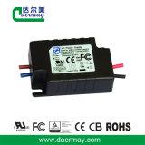 방수 12W 15V LED 전력 공급 IP65