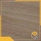 Зерно из дуба декоративной бумаги для пола, двери, платяной шкаф или мебели поверхности с завода в Чаньчжоу, Китай