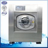 옷 자동 세탁기와 건조기 기계 또는 호텔 세탁기 갈퀴
