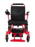 Poids léger de déplacement d'utilisation pliant des prix de fauteuil roulant électrique