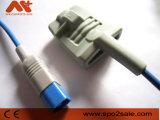Kompatibler erwachsener weicher Fühler der Philips-M1191A/M1191b Spitze-SpO2, 10FT